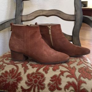 Talbots ankle boots
